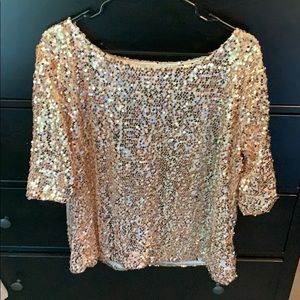 Tops - Brand new sparkle top!